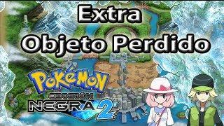 """Pokémon Negro 2 por Muerte17 (Extra - Objeto o Videomisor Perdido """"Toda la Informacion"""")"""