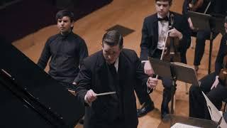 Beethoven - Choral Fantasy Op.80, Vijay Venkatesh, piano