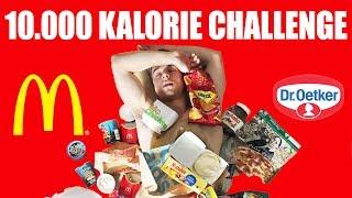 10.000 KALORIE CHALLENGE Benjamin Mann Nakel