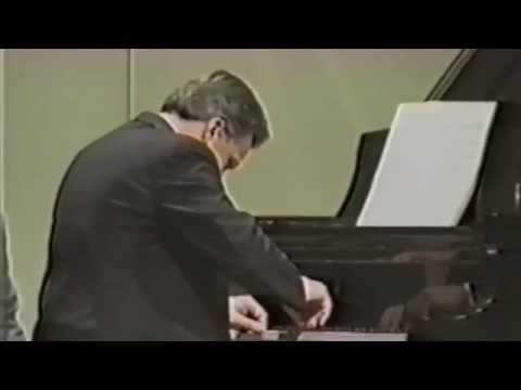 Allan Fuller - 11 June 1999 - Van Cliburn Competition - Outstanding Amateur