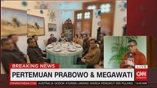 Hasto Bicara Soal Pertemuan Prabowo-Megawati