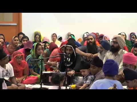 Sadh Sangat Samagam Easton PA  - July 2015