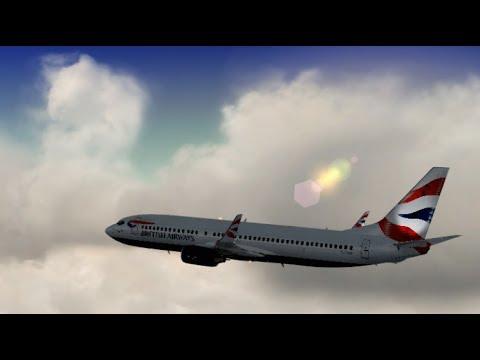Port Elizabeth INTL to Cape Town INTL - Boeing 737-800 British Airways/Comair