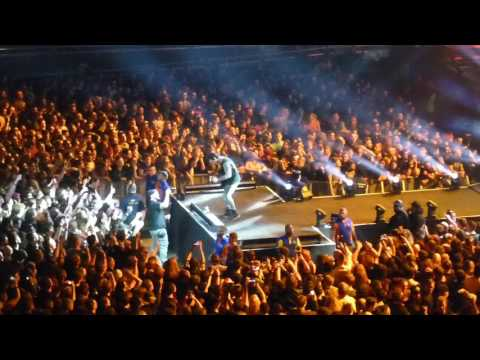 Avenged Sevenfold - Bat Country - live @ The O2 Arena, London 21.1.2017