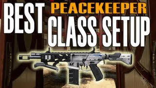 Bo2 Peacekeeper Mirage Best Class Setup? Revolution Dlc