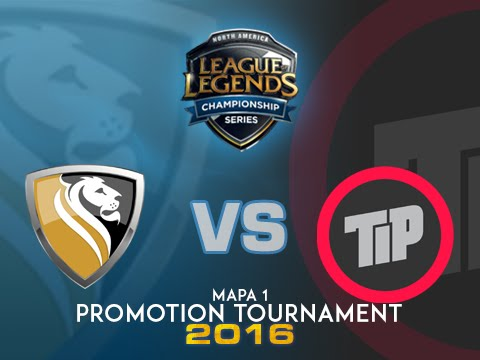 APX vs TIP - LCS NA Promotion - Mapa 1