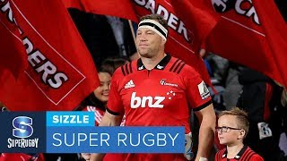 SUPER RUGBY SIZZLE: Week 18