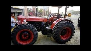 Bailaras 510 full power in pipeline digging machine || MTZ 50