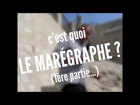 C'est quoi le Marégraphe de Marseille ? (1/3)