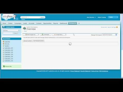 Five Cool Salesforce features