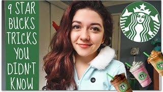 9 Starbucks Tricks You Didn't Know | pintsizedbeauty