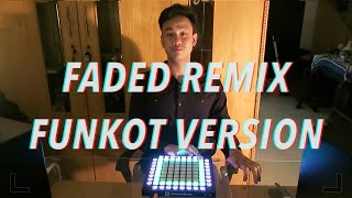 Video FADED FUNKOT REMIX VERSION - ANANTAVINNIE download MP3, 3GP, MP4, WEBM, AVI, FLV Oktober 2017