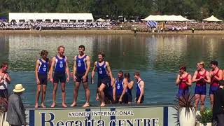 Riverview wins 2018 Head of the River