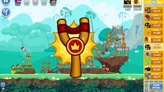 Angry Birds Friends tournament, week 303/1, level 4