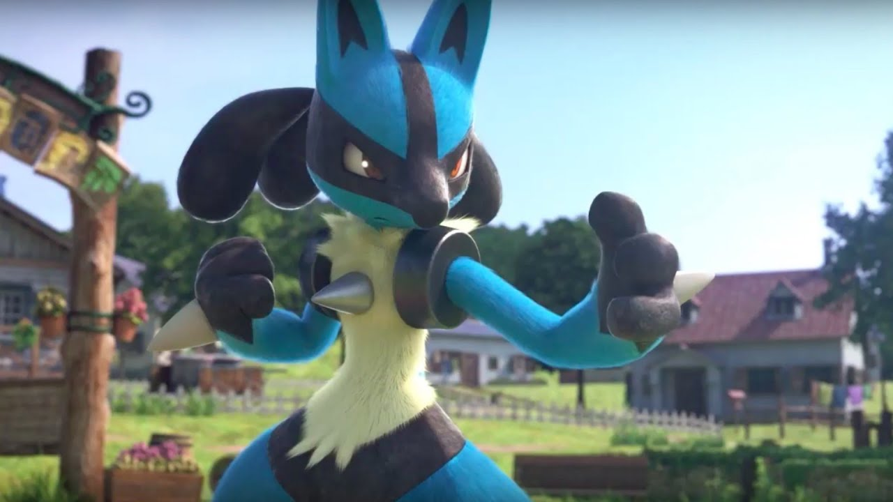 Lunya The Wolf Girl Wallpaper Pokken Tournament Official Get Ready Trailer Youtube