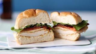 Classic Chicken Sandwich Plus Make-ahead Freezer Cutlets Trick!