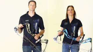 Determining YOUR Proper Draw Length and Draw Weight by Diamond Archery