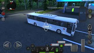 Прохождение игры Автобус  SIMULATOR ULTMATE screenshot 1
