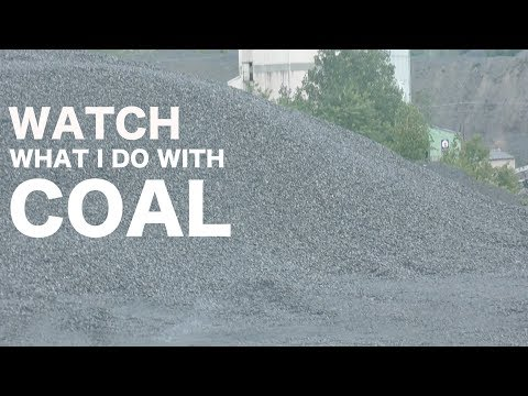 Use Anthracite Coal For Landscaping, It's Safer