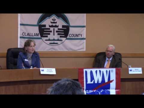 State Senator Candidate Forum