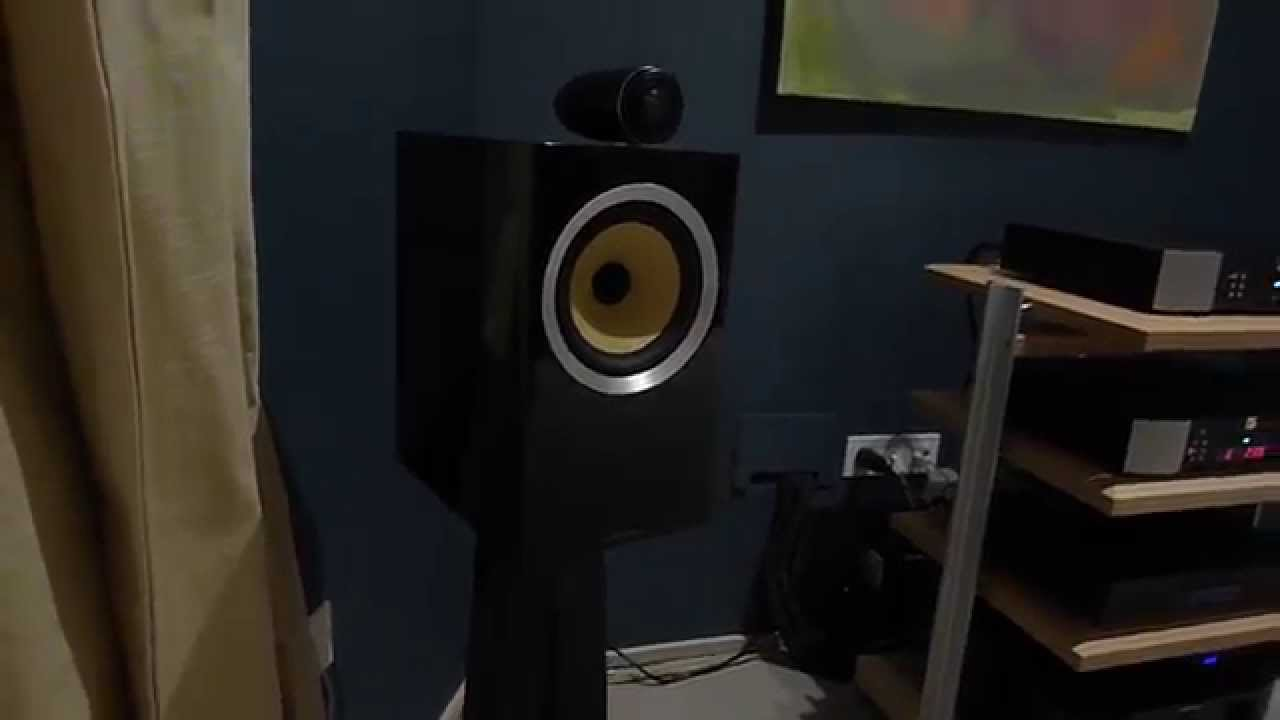 Bowers Amp Wilkins Cm6 S2 Youtube