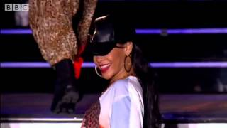 rihanna we found love at bbc radio 1 hackney weekend 2012