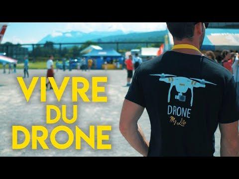 GAGNER sa vie avec un Drone ?