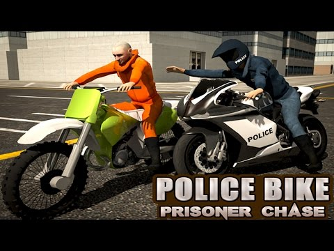Police Bike Prisoner Chase 3D (by Gravity Game Productions) Android Gameplay [HD]