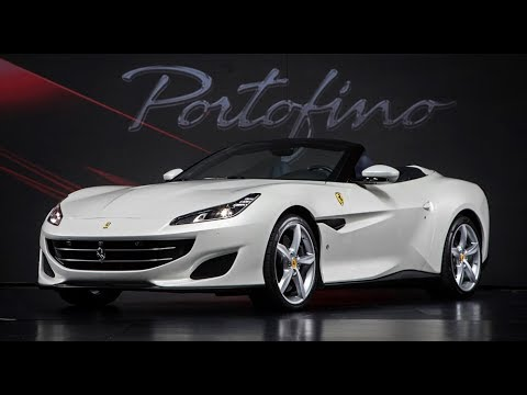 2019 Ferrari Portofino Korean Debut Event