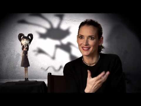 """Winona Ryder """"Frankenweenie"""" Interview! [HD]"""