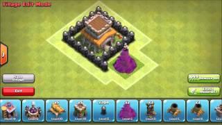 Clash Of Clans Köy Binası 6