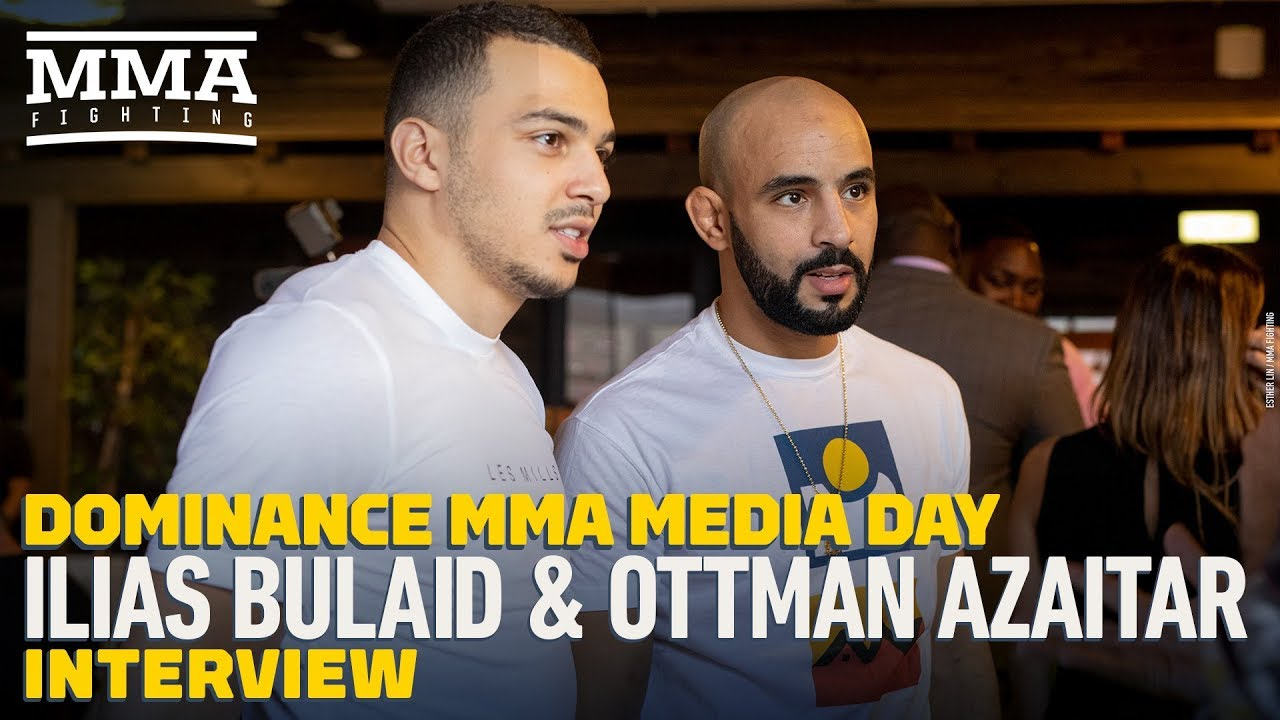 Bellator's Ilias Bulaid and UFC's Ottman Azaitar Compare KO Victories - MMA Fighting