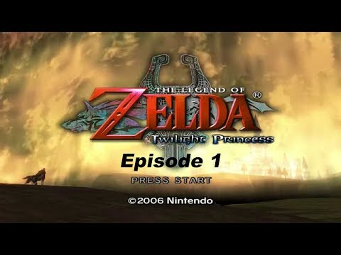 TLoZ; TP Episode 1; Sketchy Monkeys and Medieval Gas Chambers