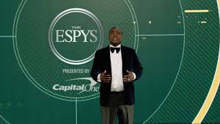 Tracy Morgan on the 2019 ESPYS