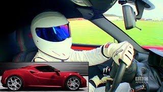 TOP GEAR Exclusive #StigCam: Alfa Romeo 4C, s21 Ep 2 BBC AMERICA