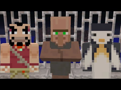 Minecraft Xbox: Fred Goes to Prison! [200]