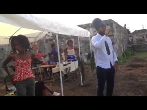 King Ises I - INI Health And Nutrition LIVE At Jamaica Natural Hair, Health and Beauty Festival 2017