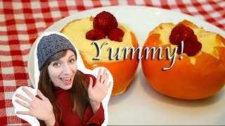 TOKYO TINY KITCHEN CHATS! Persimmon Pudding and Stir Fry!