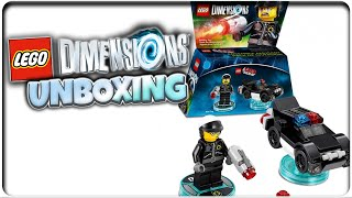 LEGO Dimensions Fun Pack: The LEGO Movie - Bad Cop Unboxing