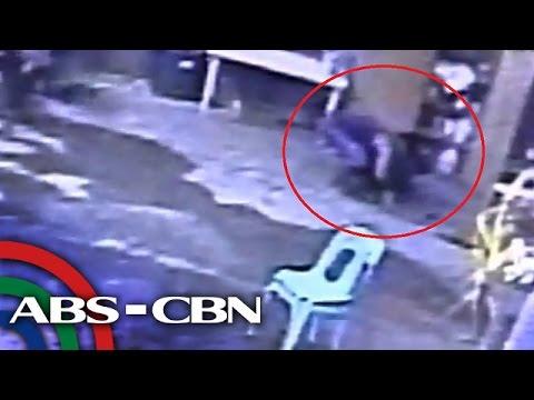 TV Patrol: Pagpatay sa car wash boy sa Pampanga, nakunan ng CCTV