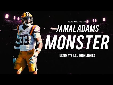 """""""The Best Safety in College Football"""" - Jamal Adams 
