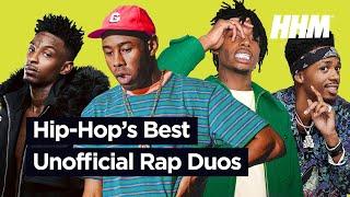 Hip Hop's Greatest Unofficial Rap Duos