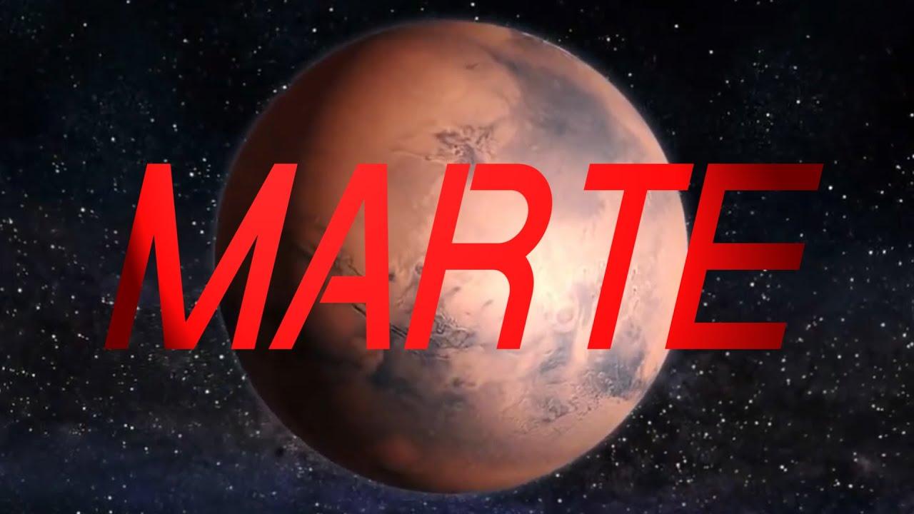 9 Curiosidades Sobre Marte Youtube