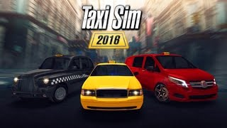 TAXI SIM 2016 (OVILEX) Android / iOS Gameplay