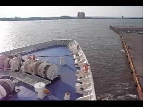 ferry Niigata port 0001