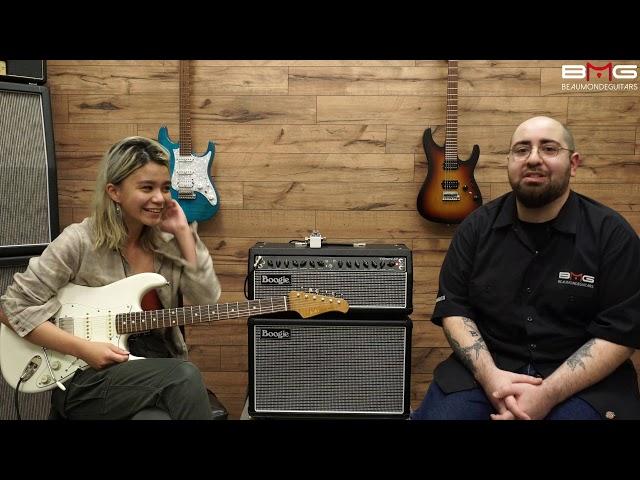 Mesa/Boogie Fillmore 50 Guitar Head Demo