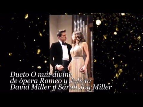 Concierto de David Miller y Sarah Joy Miller, Žilina 22 de enero 2016, Eslovaquia