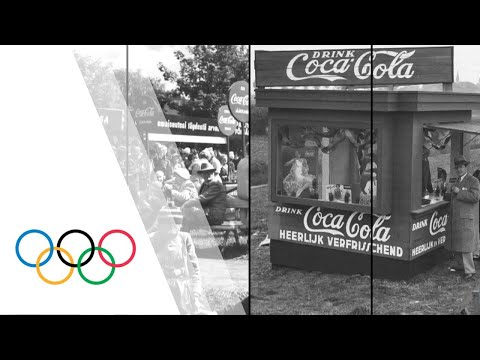 90063b05 The IOC, The Coca-Cola Company and China Mengniu Dairy Company Ltd announce  Joint Worldwide Olympic Partnership to 2032 - Olympic News