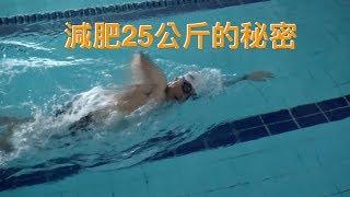 【回覆】減肥25公斤的秘密:含游泳原則分享
