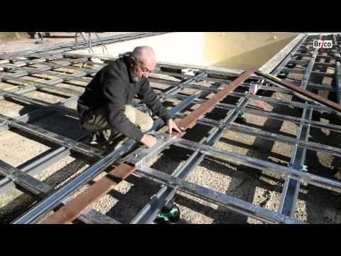 Créer une terrasse en bois vraiment durable - Bricolage avec Robert
